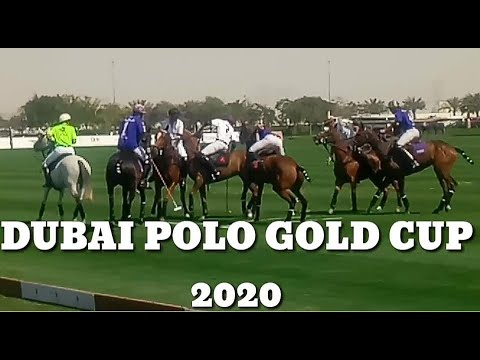 Polo Gold Cup 2020 Al Habtoor Polo Resort & Club Dubai