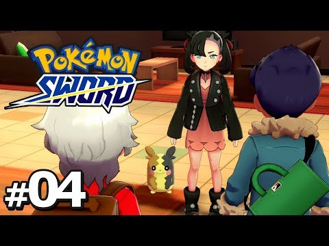 Pokemon Sword Part 4 OPENING CEREMONY Gameplay Walkthrough Pokemon Sword & Shield