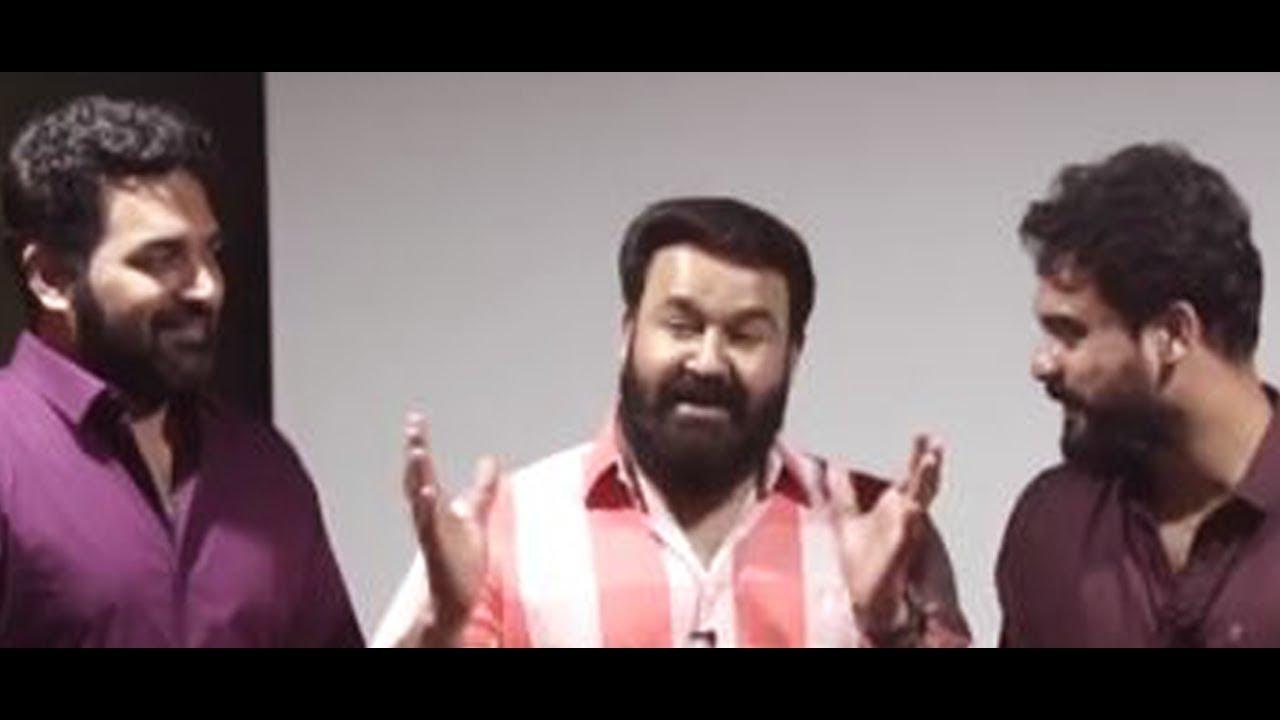 മോഹൻലാലിൻറെ ഉത്തരം ടോവിനോയുടെ സിനിമ |Kilometers and Kilometers Title Launch| Mohanlal