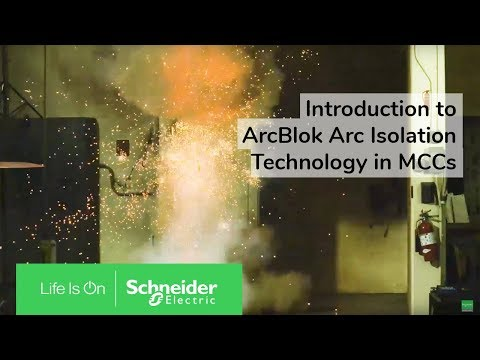 ArcBlok: Arc Isolation Technology By Square D | Schneider Electric