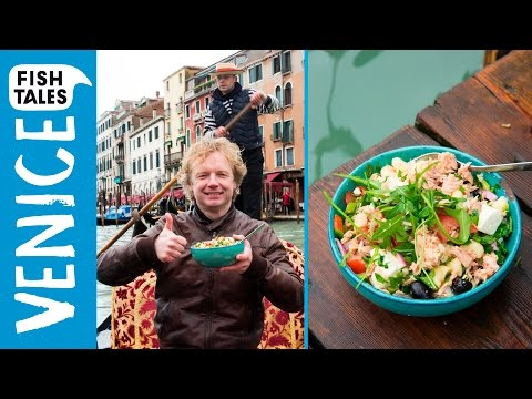 TUNA Pasta Salad Recipe | Bart Van Olphen