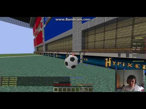 Minecraft Futball Oynuyoruz Nydul coşturdu von YouTube · Dauer:  6 Minuten 34 Sekunden
