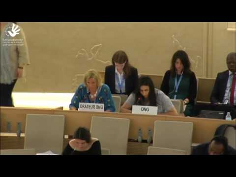Human Rights Council, 35th session: Euro-Med Monitor's statement on the Gaza blockade
