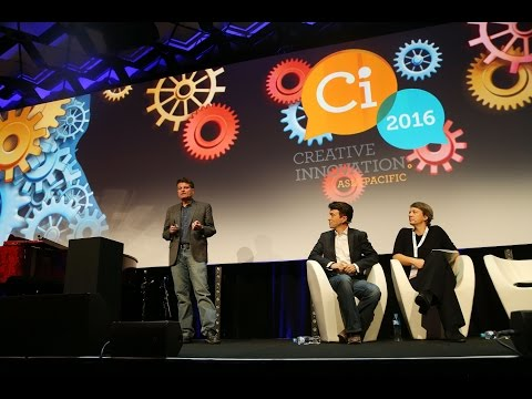 """Martin Ford (USA) at Ci2016 – """"The Rise of the Robots–Threat of a Jobless Future"""""""