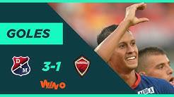 Medellín vs. Patriotas (3-1) | Liga BetPlay Dimayor 2020-I | Fecha 4