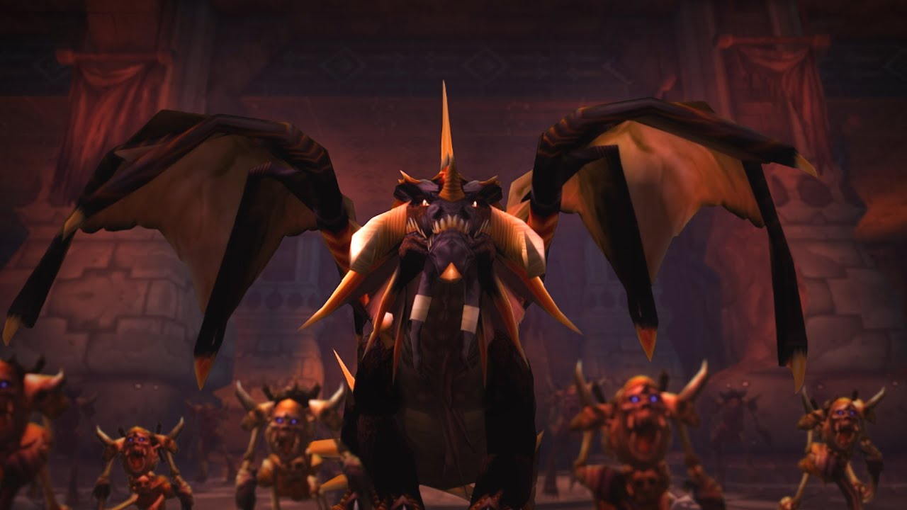 WoW Classic - Assault on Blackwing Lair è disponibile