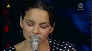 """Norah Jones performing """" I've Got to See You Again"""". Live on Sopot ..."""