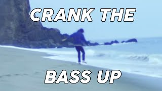 Glimmer by Tame Impala but I cranked the bass up