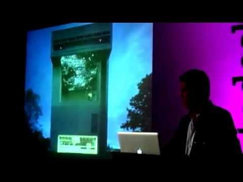 Design Night: Illumination with Bay Lights designer, Leo Villareal