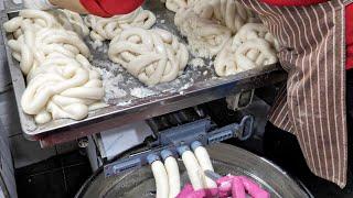 매일 직접 뽑는 쫀득쫀득한 가래떡으로 만드는 가래떡 떡…