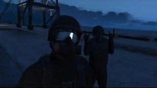 GTA 5 Online Crew vs Crew ARMY EXPOSED