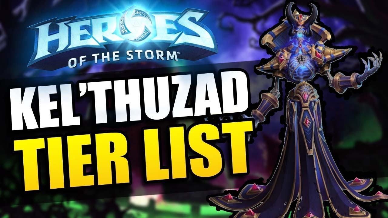 heroes of the storm heroes list