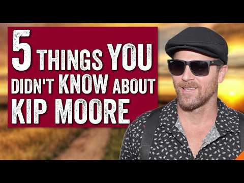5 Things You Didn't Know About Kip Moore