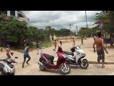Giang hồ Quảng Bình đánh nhau