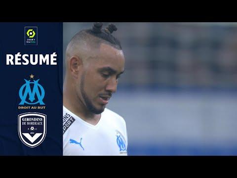 OLYMPIQUE DE MARSEILLE - FC GIRONDINS DE BORDEAUX (2 - 2) - Résumé - (OM - GdB) / 2021-2022