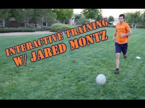 *FIRST EVER* Interactive Soccer Training Video ~ Online Socc