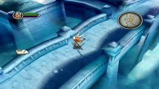 Avatar: The Legend of Aang [Wii] - Gameplay