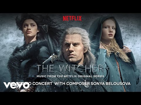 In-studio concert with composer Sonya Belousova - The Witcher (Music from the Netflix O...