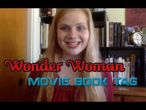 Wonder Woman Movie Book Tag [Original]