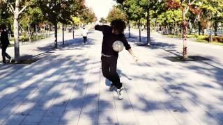 DIS JAM skills -freestyle football-