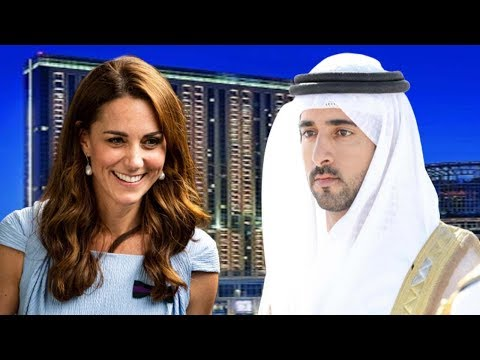 Sheikh Hamdan: Dubai a top investment destination. Kate Middleton's Bizarre Flying
