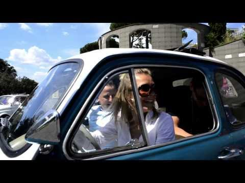 Fiat 500 tour in Rome area & Lazio