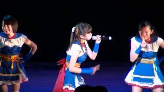 2015年6月6日 Ai-Girls ぎゅ!ぎゅ!米沢牛?@HighLisk2015 芸術創造センター