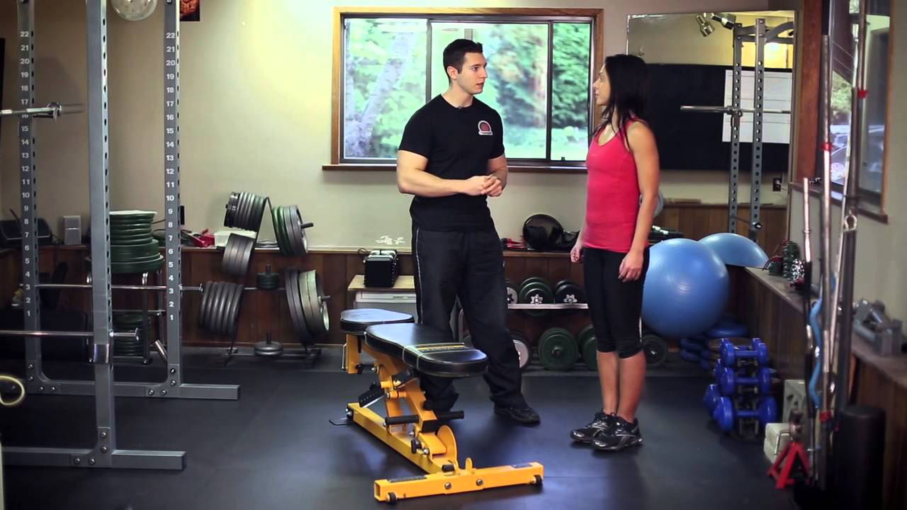 PNF Stretching – Empowered Health Fitness Tips – Ep 21