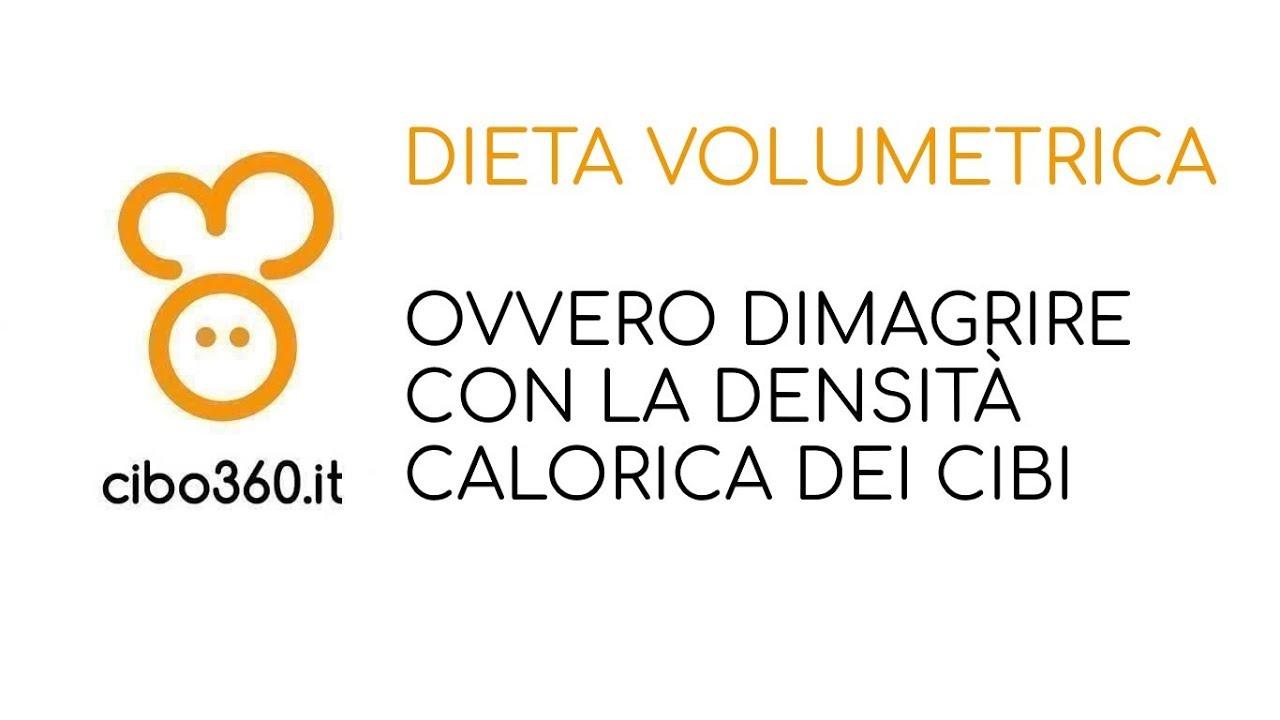 qual è la dieta volumetrica?