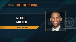 Reggie Miller Talks NBA Finals, Kawhi, Lakers & More w/Dan Patrick | Full Interview | 6/14/19