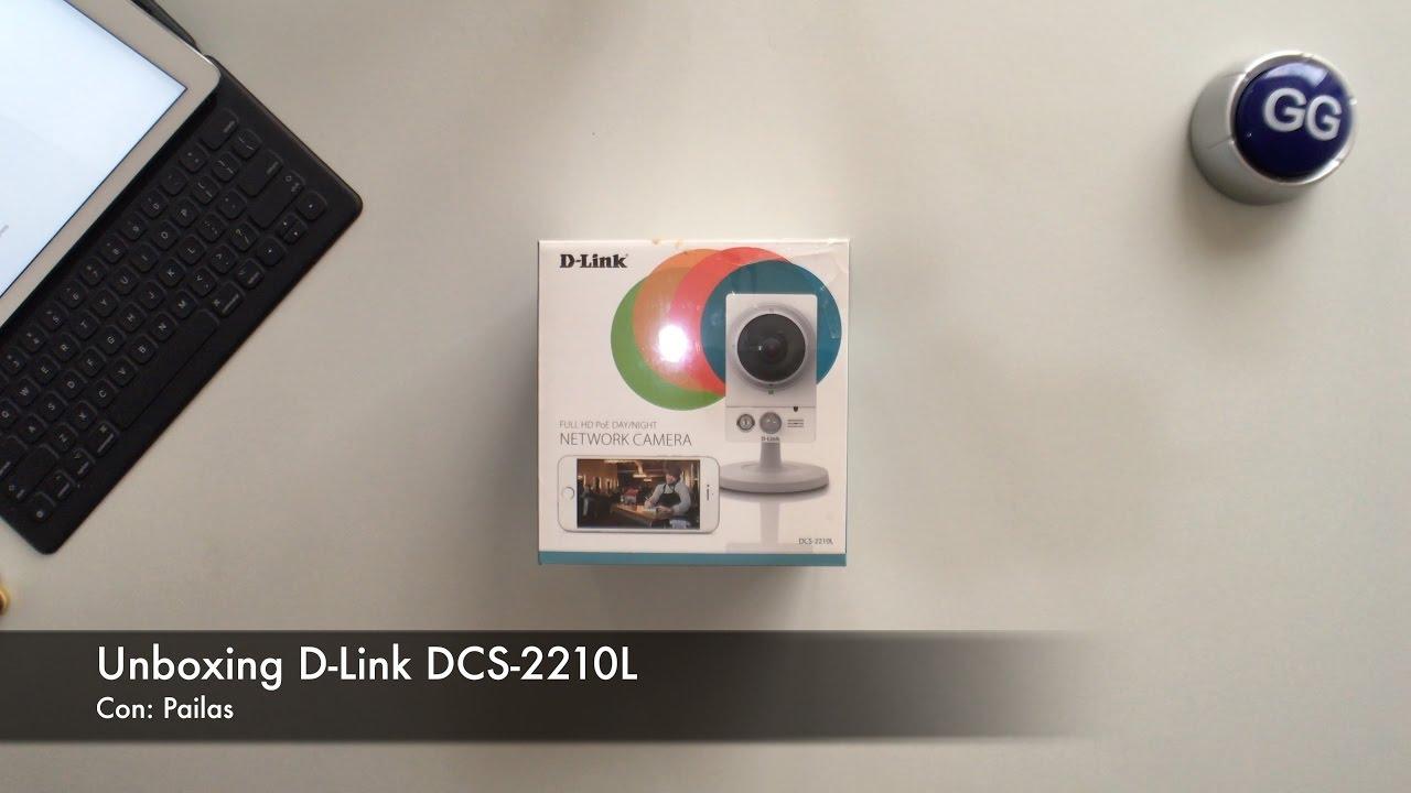 D-Link DCS-2210L Network Camera Drivers PC
