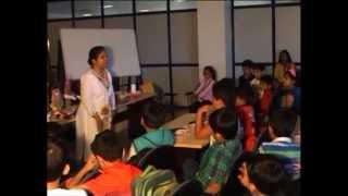 Delhi Public School, Nashik - Pencil Heads Workshop