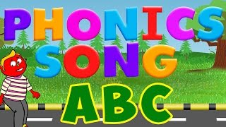 ABC Phonics Songs | ABC Songs for Children | Nursery Rhymes Collection by Teehee Town