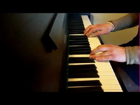 The alphabeat : David Guetta - Piano Cover