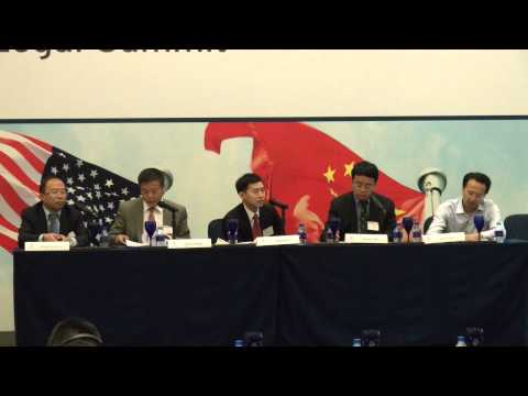 Video 2015 U S  China Legal Summit Beijing Highlights