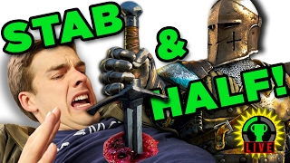 Come STAB with ME!   For Honor