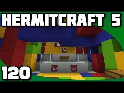 Hermitcraft 5 - Ep. 120: The Book of Shame