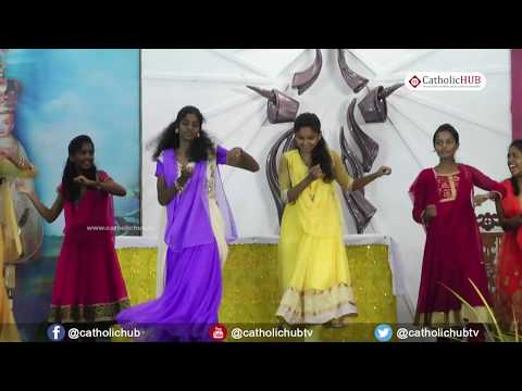 Arockia Madha Feast Celebrations @Risen Christ Church,Peravallur,Chennai,TN.16-09-17