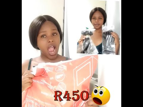 Avum Fashion Haven Hair Unboxing| South African YouTuber