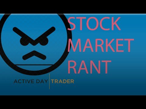 [RANT] Stock Trading, Investing, Financial Markets – Stocks and Finance, VIX vs. Bonds