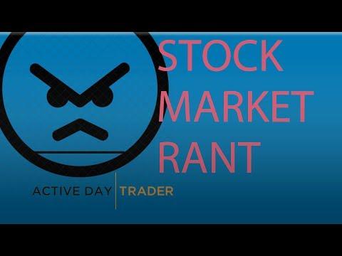 [RANT] Stock Trading, Investing, Financial Markets – Stocks and Finance, VIX vs. Bonds