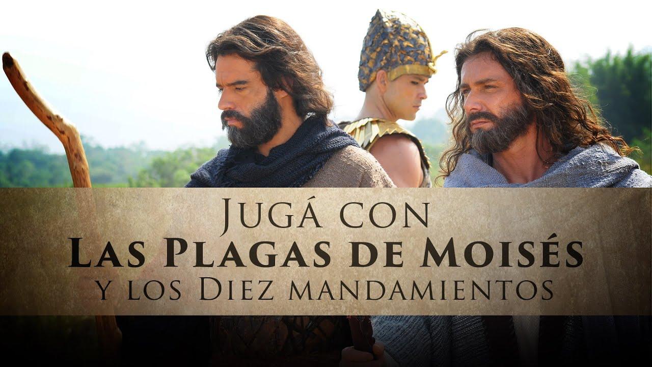 Nivel 1 - Jugá con Las Plagas de Moisés y los 10 Mandamientos - YouTube