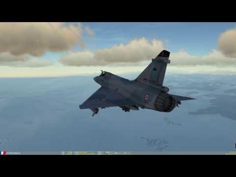 DCS 1.5.5 Mirage 2000C Campaign Mission 7: Hotel 5
