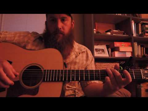 Justin Townes Earle, Lone Pine Hill Guitar Lesson