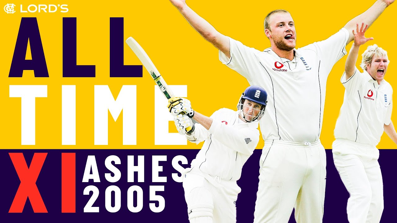 England's Ashes 2005 Legends Pick Their All Time XIs | Lord's
