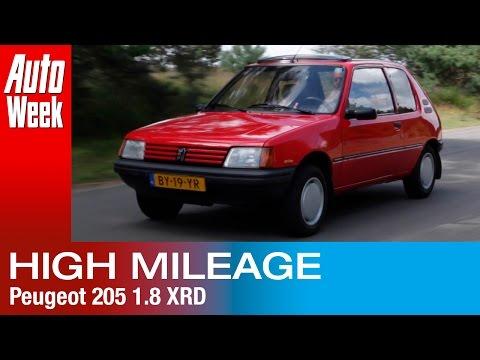 Klokje Rond - Peugeot 205