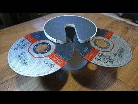 Сделай и ты себе такой органайзер для дисков болгарки