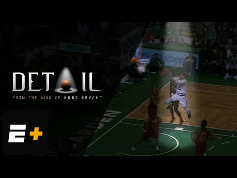 Kobe Bryant analyzes film of Jayson Tatum vs. Cavaliers | 'Detail' Excerpt | ESPN