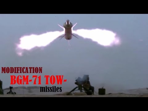 SHOCKING!! Iran transforms American BGM-71 TOW-missiles into Toophan or anti tank-missiles
