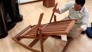 How Do You Put This Chair Together??.mpg